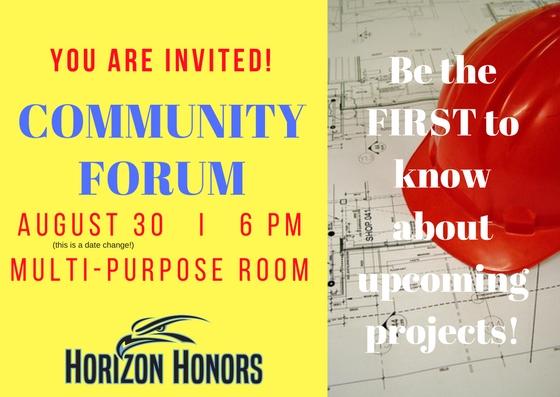 community forum 2