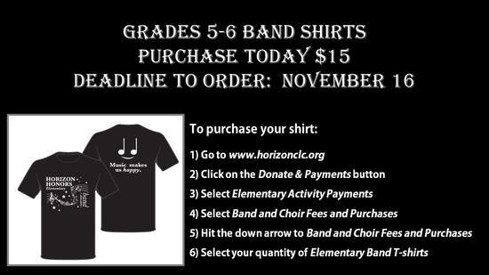 Band T- Shirts