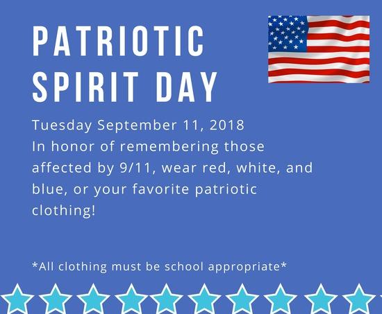 patriotic day